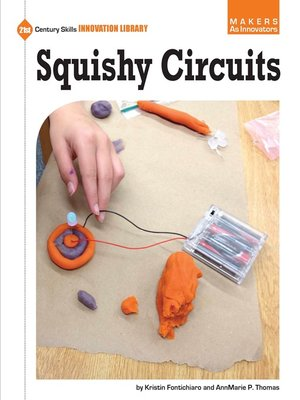 cover image of Squishy Circuits